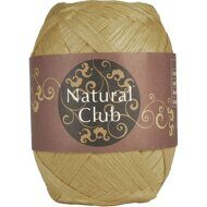 Raffia Natural Club